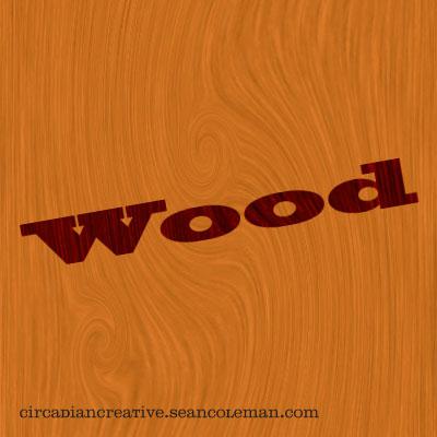 basic texture 5 - wood
