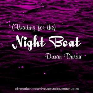 music art 9 - duran duran - night boat