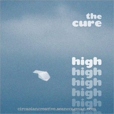 music art 25 - the cure - high