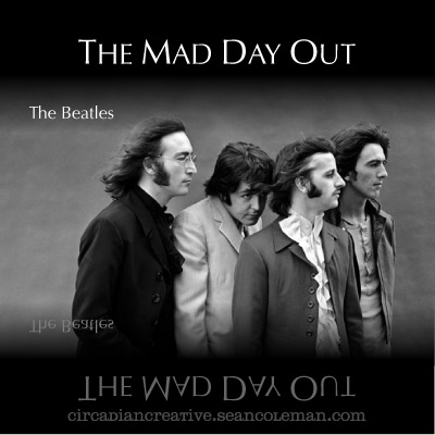 music art 33 - the beatles - mad day out