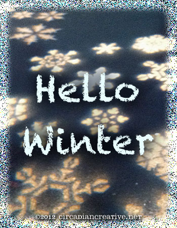 creation 5 hello winter