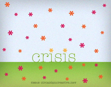 creation 33 inappropriate typesetting 8 crisis