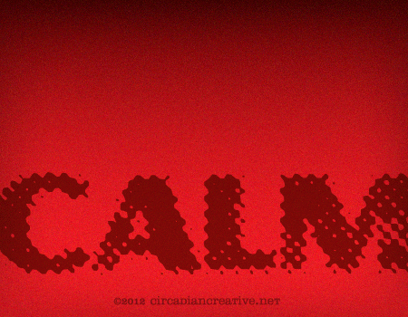 creation 34 inappropriate typesetting 9 calm