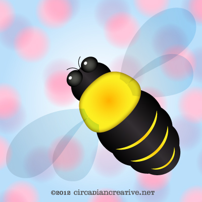 creation 83 bumbly bee