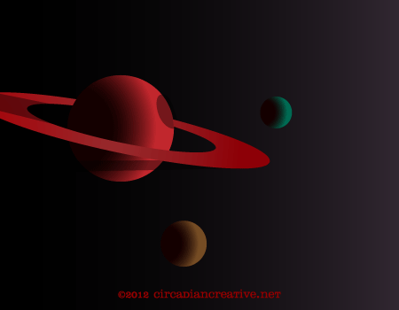 creation 95 planetary objects 3