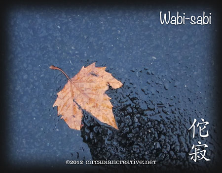 creation 223 wabi-sabi 11