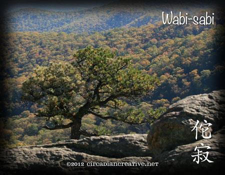 creation 232 wabi-sabi 20